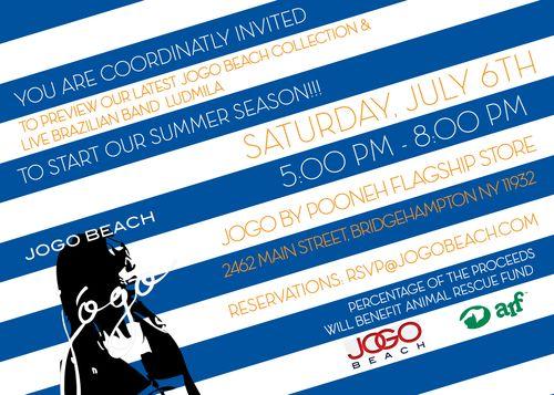 Jogo By Pooneh  July 6th @ Jogo By Pooneh