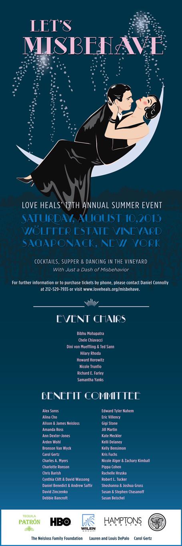 Love Heals 2013 Aug 10 @ Wolfer Estate
