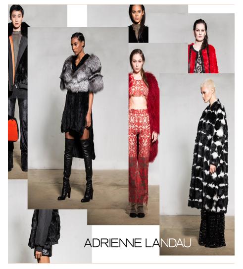NEW YORK: Adrienne Landau Fall Fashion Preview, Sept. 28 @  Flirt Boutique