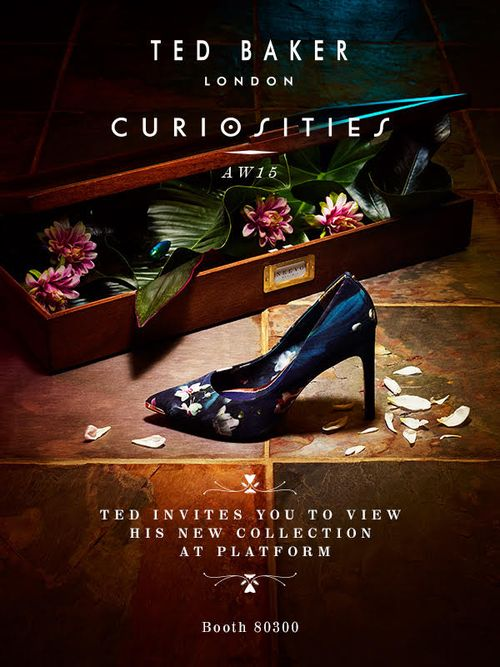 LAS VEGAS:TRADESHOW: FN Platform: Ted Baker Curiosities @ Aug 17-19, Convention Ctr. at Mandalay Bay