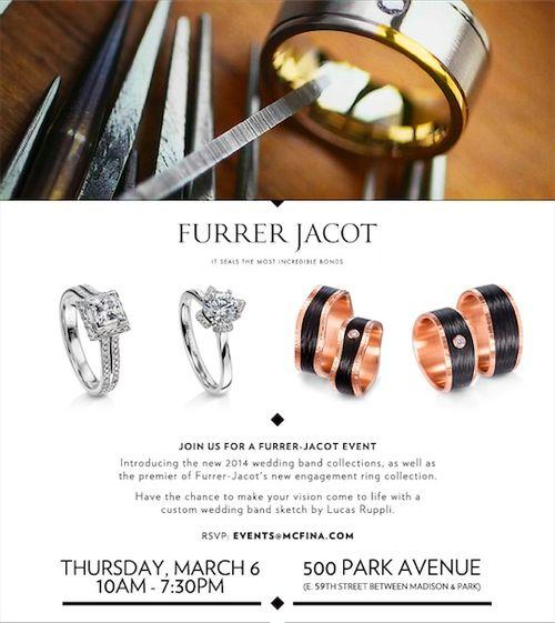 Furrer-Jacot Unveiling   Mar 6 @ Michael C Fina