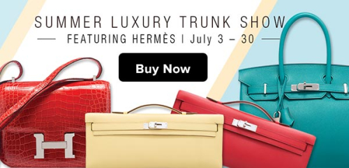 NEW YORK: Heritage Summer Luxury Trunk Show July 3-30