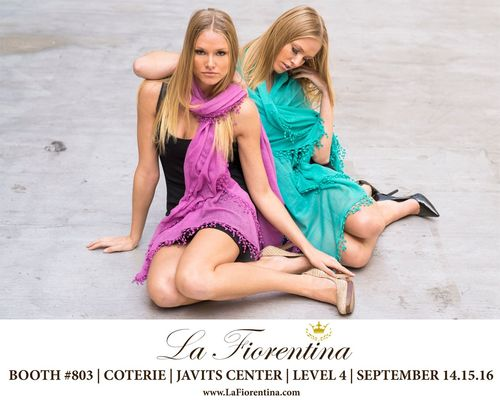 La Fiorentina, Coterie Sep 16 @ Jacob Javitz